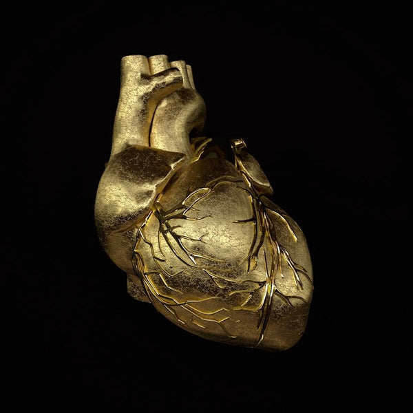 Gregoire A. Meyer - Golden Heart