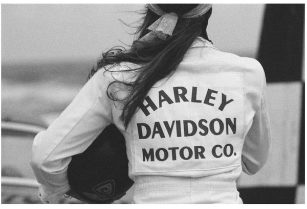 Hugh Lippe - Harley Girl