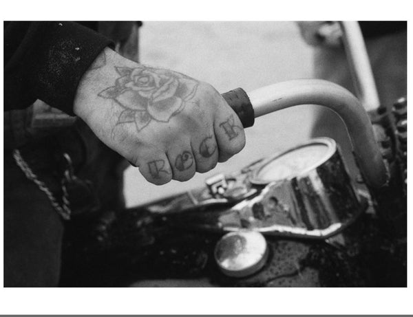 Hugh Lippe - Rock Tatoo