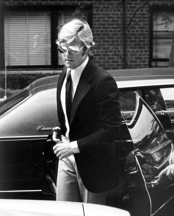 Ron Galella - Robert Redford NYC 1974