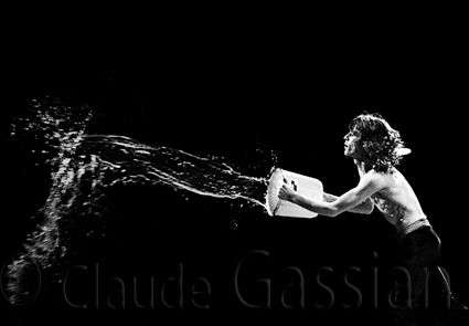 Claude Gassian - Mick Jagger Water
