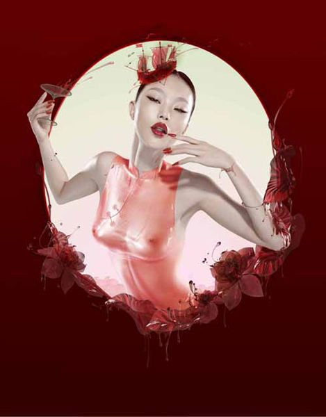 Chen Man - Red Beauty 41