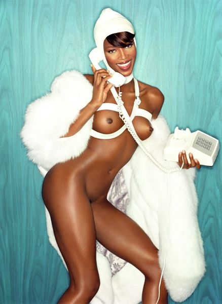 David Lachapelle - Naomi 2