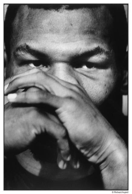 Richard Aujard - Mike Tyson, Las Vegas 1995