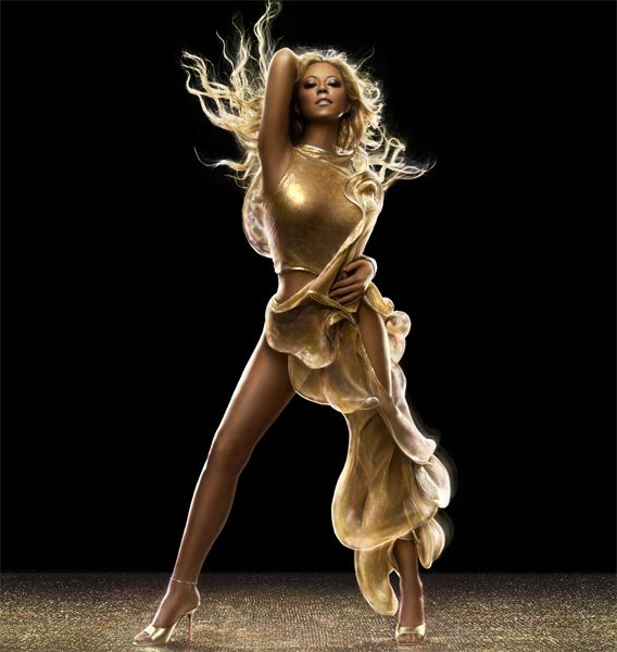 Markus Klinko - Mariah Carey, the Emancipation of Mimi