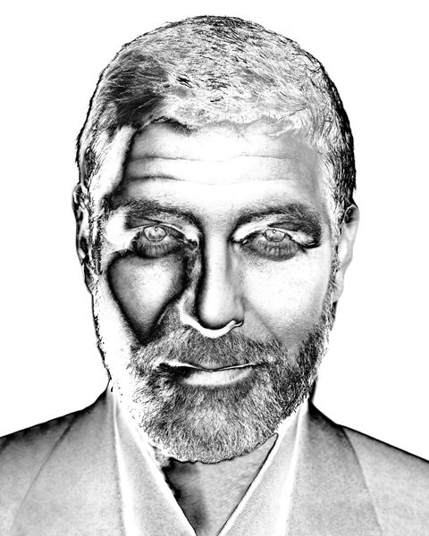 Michael Thompson - George Clooney