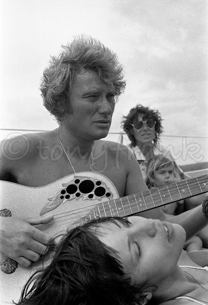 Tony Frank - Johnny Hallyday 3