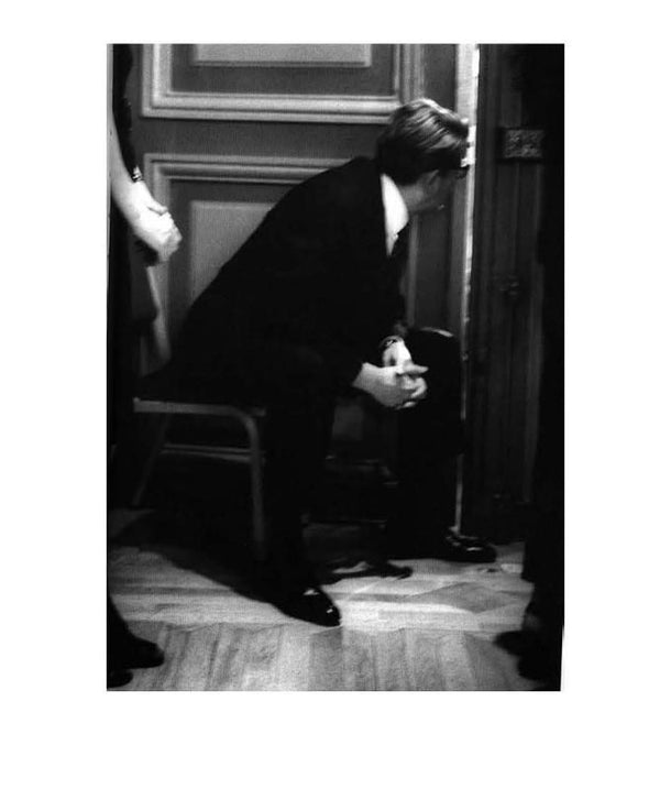 Fabien Mara - YSL, Behind the Door 1994
