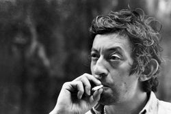 "Tony Frank - Serge Gainsbourg, ""Son portrait favori"", Paris"