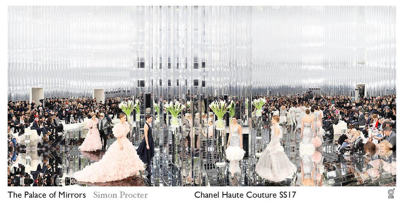 Simon Procter - The Palace of Mirrors, Chanel Show, 2017