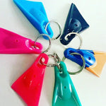 Flipper Key Chains
