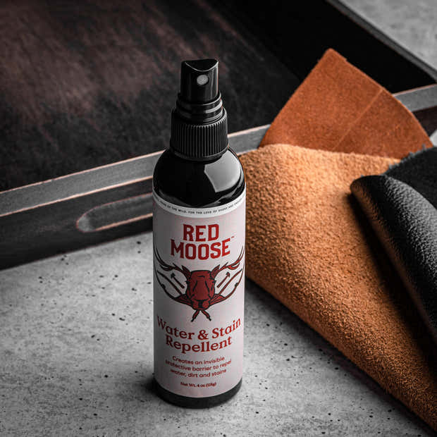 Water and Stain Repellant Spray 1