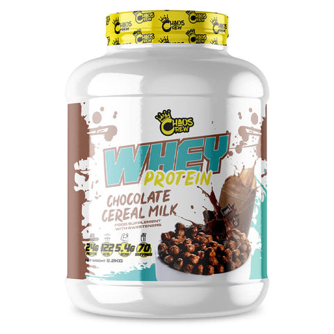 Chaos Crew Chaos Whey 2.2kg