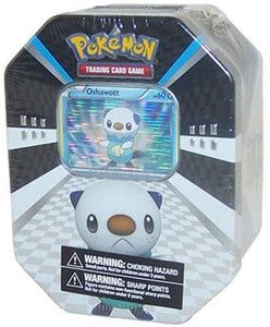 POKEMON: BW Sneak-Peek Tin [Oshawott]