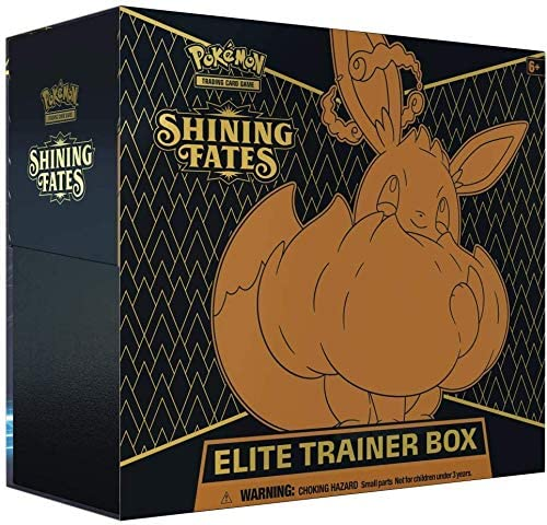 Pokemon Shining Fates Elite Trainer Box (PREORDER)
