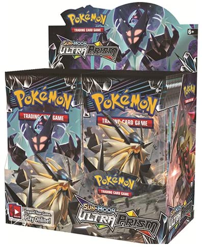 POKEMON: SUN & MOON 5 - ULTRA PRISM BOOSTER BOX
