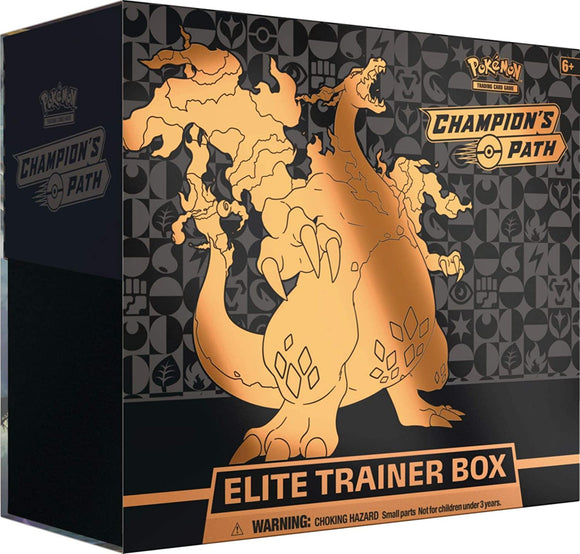 POKEMON: CHAMPION'S PATH ELITE TRAINER BOX (PREORDER)