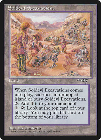Soldevi Excavations [Alliances]