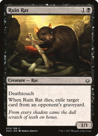 Ruin Rat [Hour of Devastation]