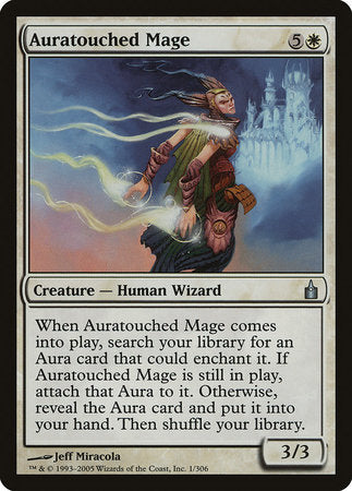 Auratouched Mage [Ravnica: City of Guilds]
