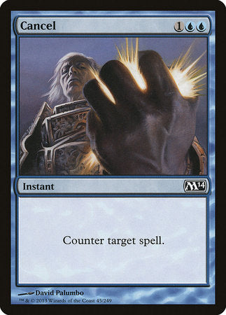 Cancel [Magic 2014]