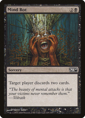 Mind Rot [Magic 2010]