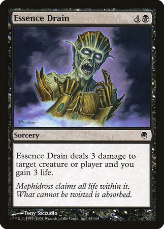 Essence Drain [Darksteel]