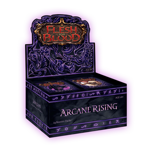 FLESH & BLOOD TCG: ARCANE RISING UNLIMITED BOOSTER BOX