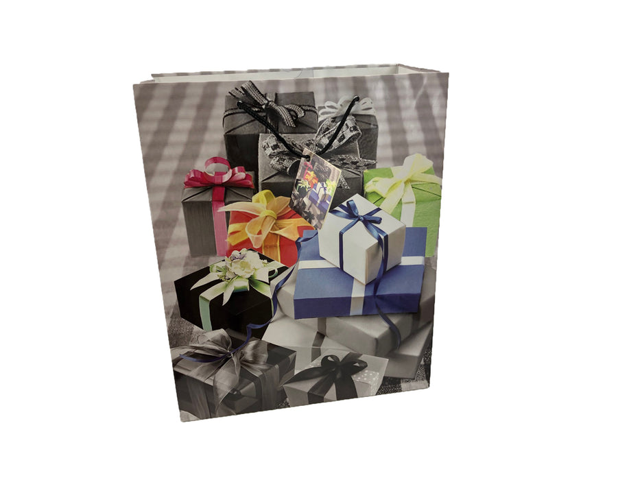 Gift Bags 16 pieces set Premium with labels