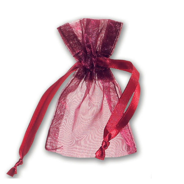 ORGANZA GIFT BAGS - 20 pieces