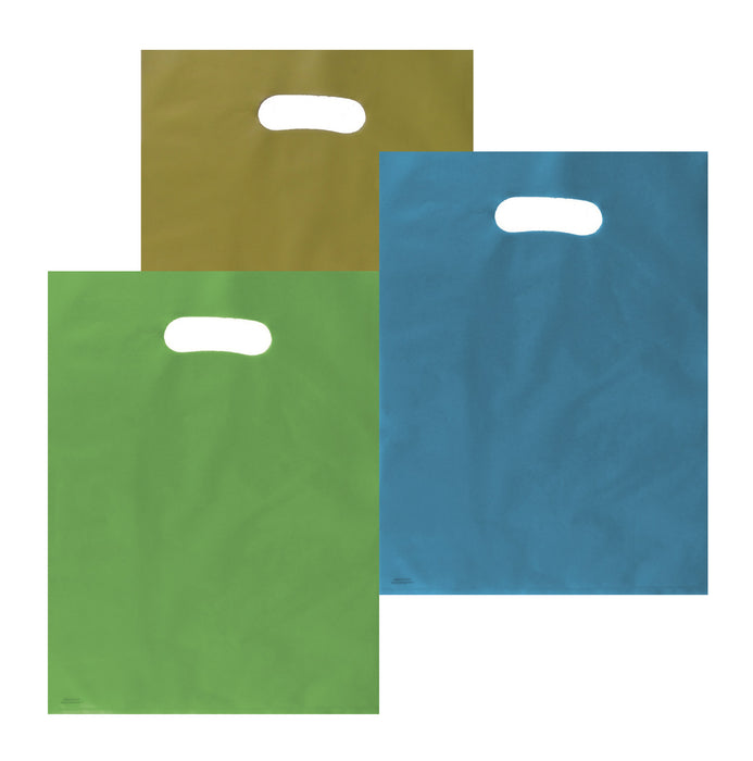 Polyethylene Frosted Bags - Pack of 500