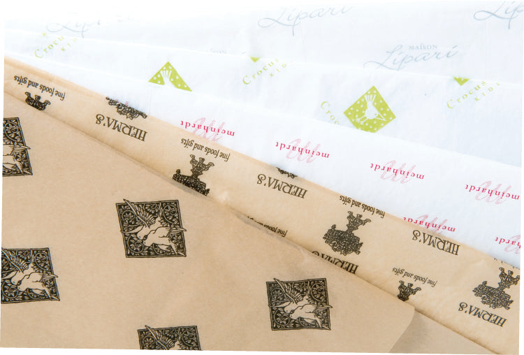 Tissue Paper - Custom Printed 1440 SHEETS