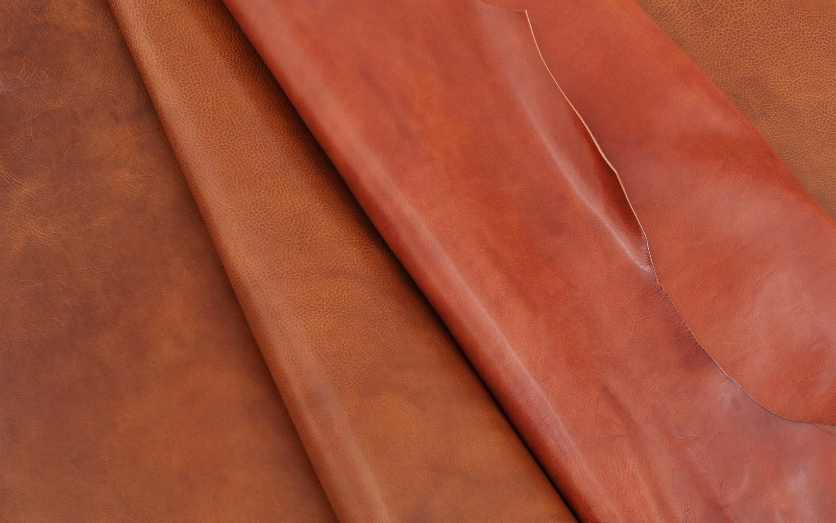 Oil leather of Tochigi leather sold by Hashimoto Sangyo