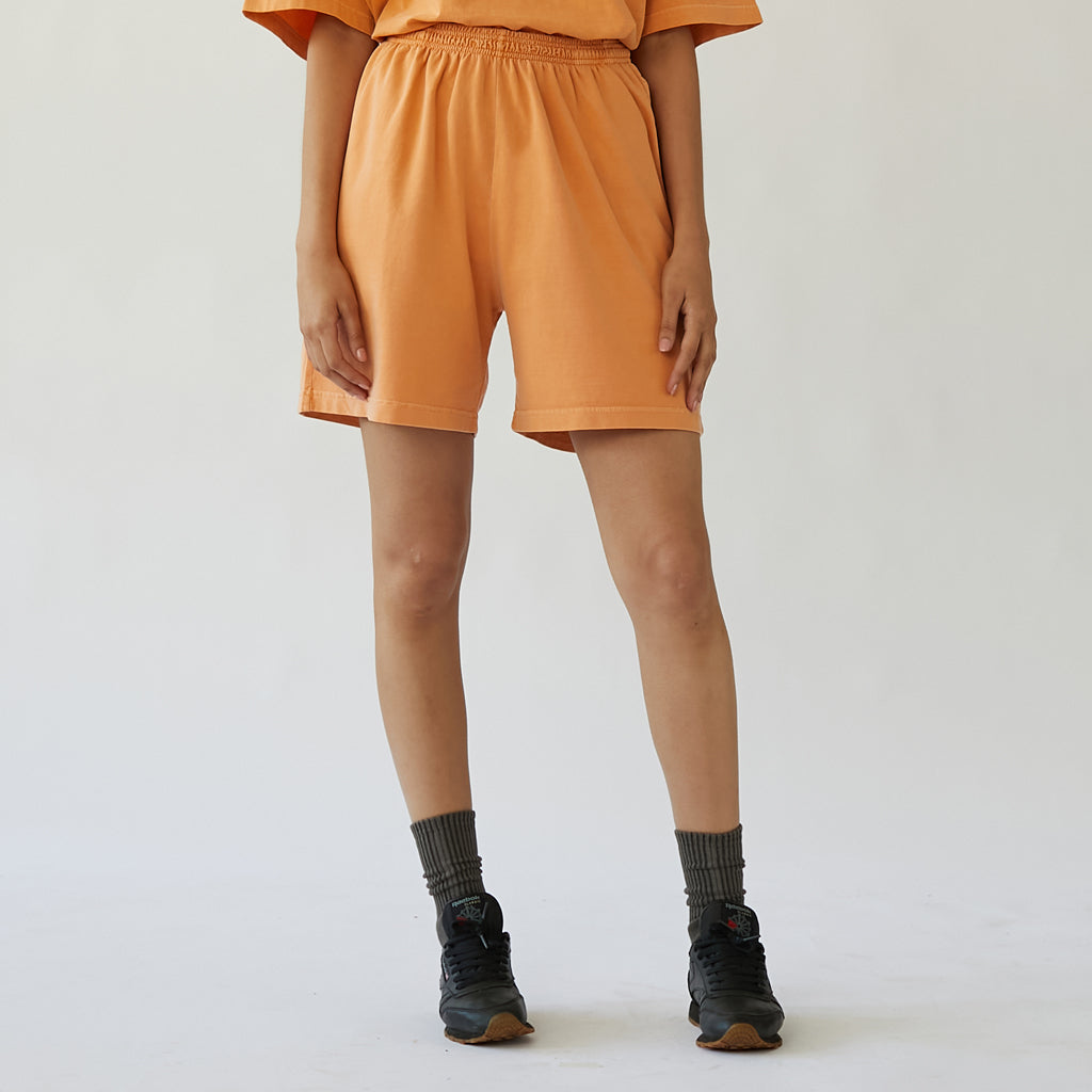 Gym Shorts Papaya
