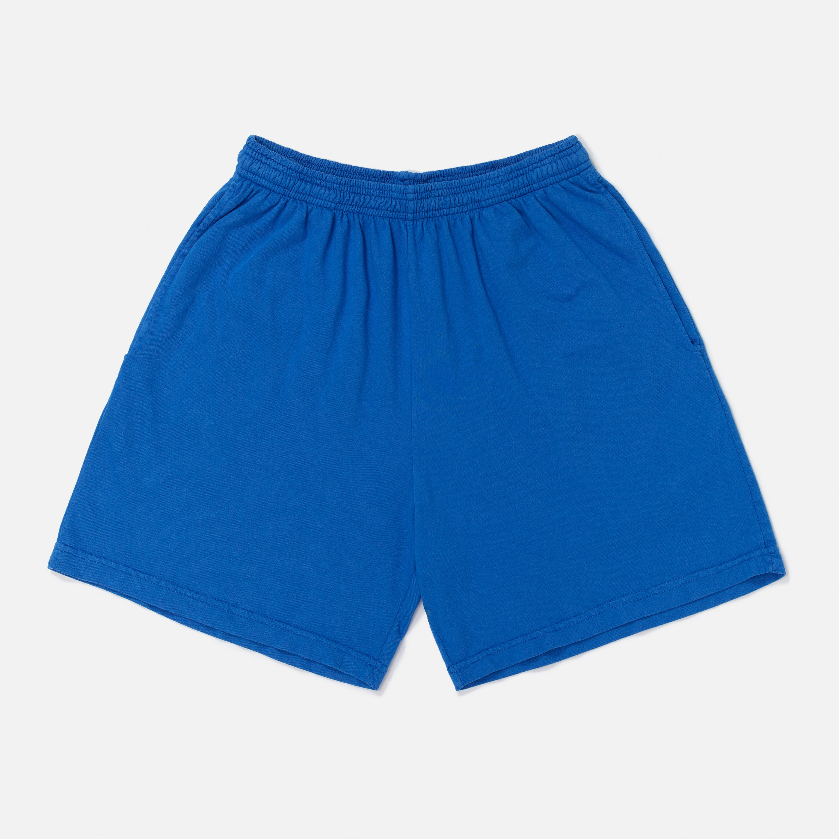 Gym Shorts Cobalto