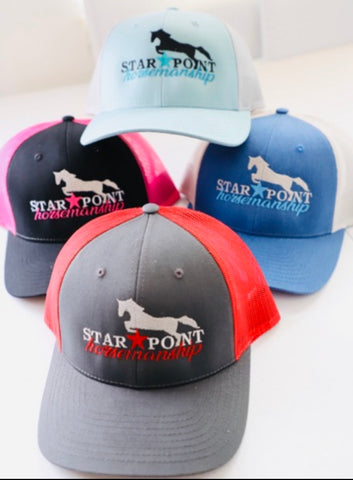 Star Point Trucker Hats