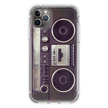 Load image into Gallery viewer, 80s Retro Boombox Cassette Player