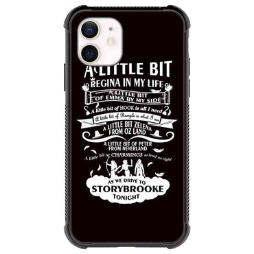 A little bit of Regina Quotes & Sayings  for iPone 12 11 XR X Case