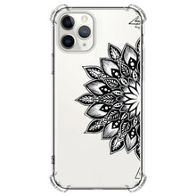 Load image into Gallery viewer, Black and White paisley pattern