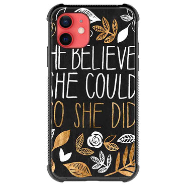 Girl power lli Quotes & Sayings  for iPone 12 11 XR X Case
