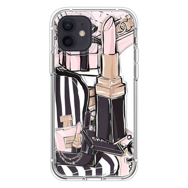 Girls' World for iPone 12 11 XR X Case