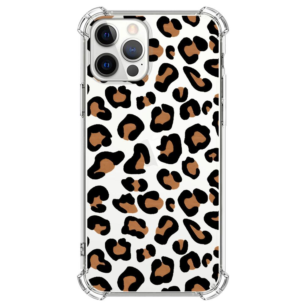 Hollow out leopard grain