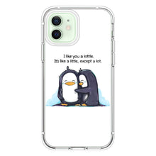 Load image into Gallery viewer, I Like You a Lottle Penguins