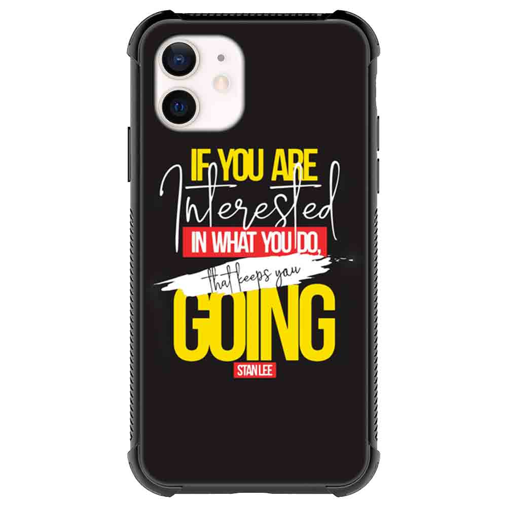 If you are Quotes & Sayings  for iPone 12 11 XR X Case