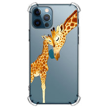 Load image into Gallery viewer, Mama Giraffe and baby
