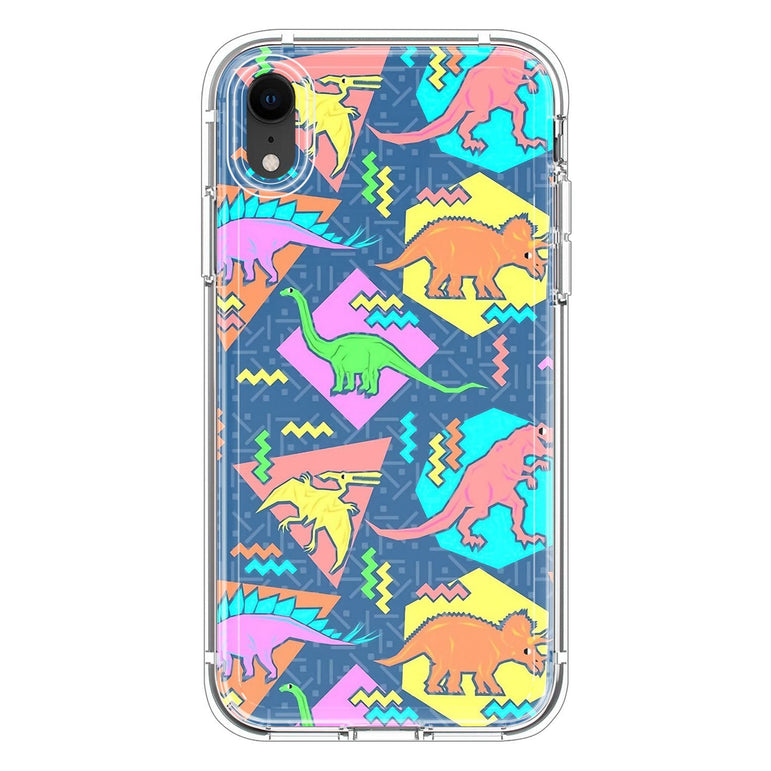 Nineties Dinosaurs Pattern