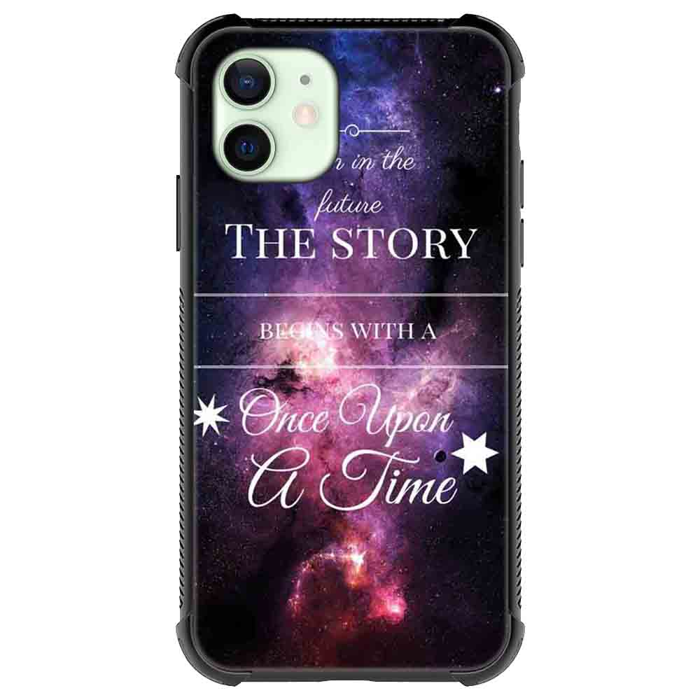 Once Upon a Time Quotes & Sayings  for iPone 12 11 XR X Case