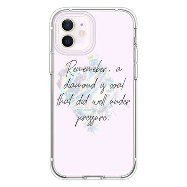 Reweneber Quotes & Sayings  for iPone 12 11 XR X Case