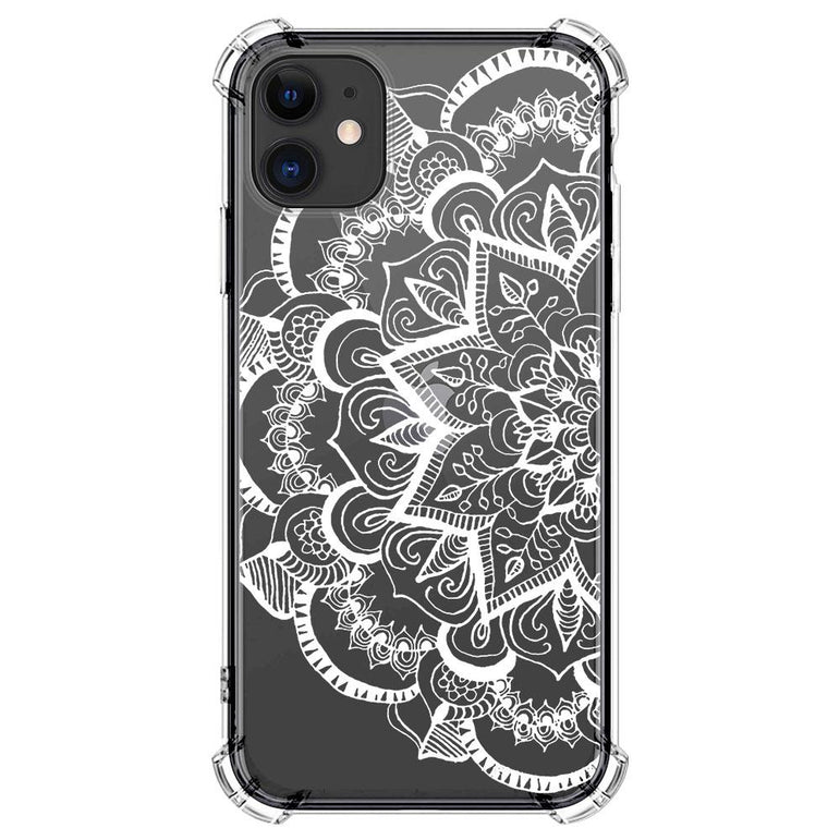 The Galaxy Mandala white