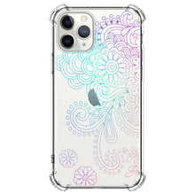 Load image into Gallery viewer, White paisley pattern